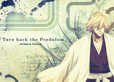 Bleach, Urahara Kisuke, Japanese clothes - related desktop wallpaper