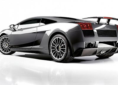 cars, Lamborghini, vehicles, backview cars - desktop wallpaper