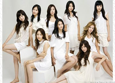 brunettes, legs, women, Girls Generation SNSD, celebrity, barefoot - random desktop wallpaper