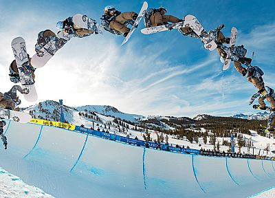 snowboarding, half pipe - related desktop wallpaper