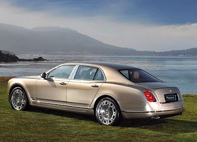 cars, Rolls Royce Mulsanne - random desktop wallpaper