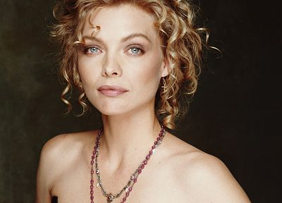 blondes, women, actress, Michelle Pfeiffer - random desktop wallpaper