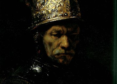 Rembrandt, portraits - random desktop wallpaper