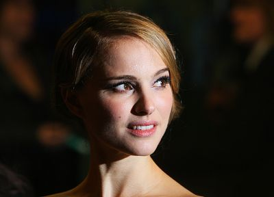 women, actress, Natalie Portman - random desktop wallpaper