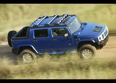 vehicles, Hummer H2 - random desktop wallpaper