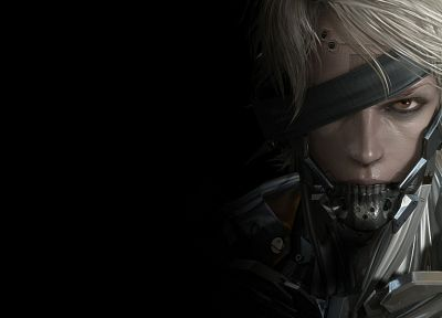 video games, fantasy art, artwork, Metal Gear Solid Rising - related desktop wallpaper