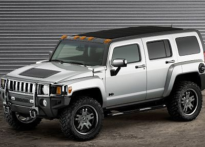 vehicles, Hummer - random desktop wallpaper