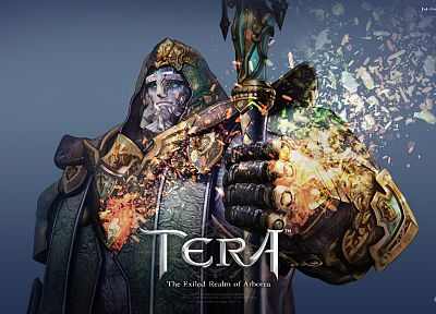 priest, Tera, MMORPG, Baraka - related desktop wallpaper
