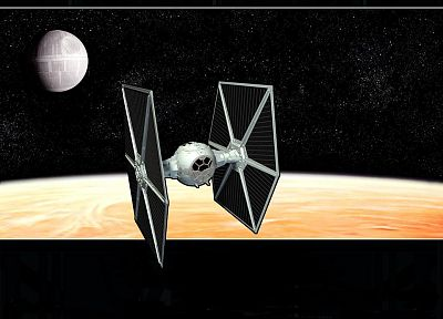 Star Wars, Tie fighters - related desktop wallpaper
