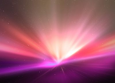 abstract, minimalistic, pink, Mac, aurora borealis - related desktop wallpaper