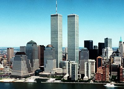 cityscapes, World Trade Center, New York City, Manhattan - random desktop wallpaper