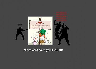ninjas cant catch you if, Yotsuba, 404, Yotsubato - related desktop wallpaper
