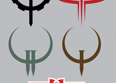 video games, quake, Wolfenstein - desktop wallpaper