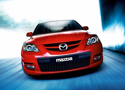 cars, Mazda, red cars - random desktop wallpaper