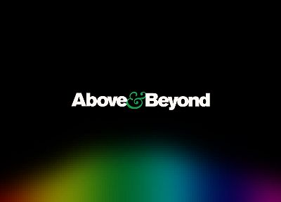 Above And Beyond - random desktop wallpaper