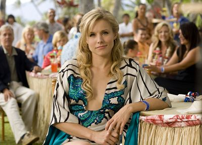 women, Kristen Bell, actress, celebrity, Forgetting Sarah Marshall - related desktop wallpaper