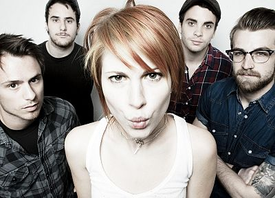 Hayley Williams, Paramore - random desktop wallpaper
