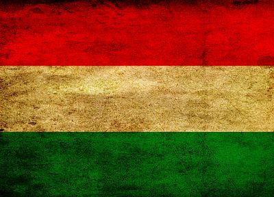 grunge, Hungary, flags - related desktop wallpaper