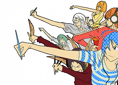 Bakuman - random desktop wallpaper
