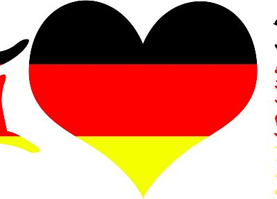 black, red, yellow, Germany - desktop wallpaper