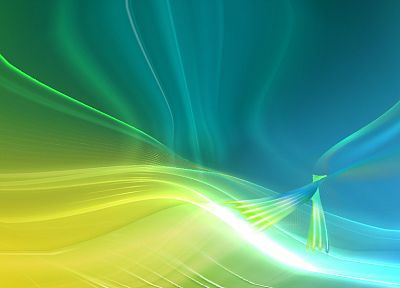 light, abstract, multicolor, digital art, Windows Vista - desktop wallpaper