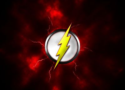 logos, Flash (superhero) - newest desktop wallpaper