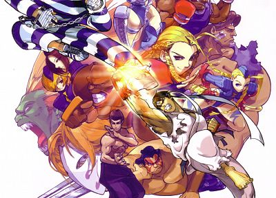 Street Fighter III: 3rd Strike Online Edition - random desktop wallpaper