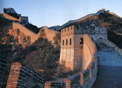 architecture, Great Wall of China - related desktop wallpaper