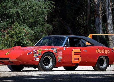 vintage, cars, Nascar, Dodge Charger Daytona, classic cars - random desktop wallpaper
