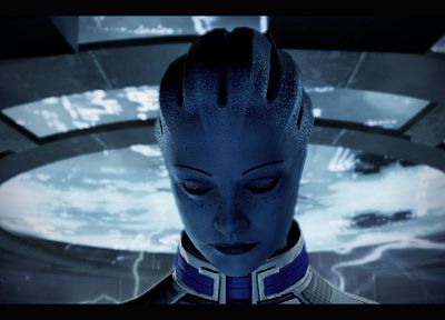 Mass Effect, Asari, Mass Effect 2, Mass Effect 3, Liara TSoni, Shadow Broker - random desktop wallpaper