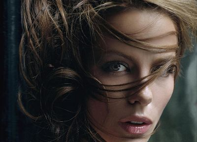 women, Kate Beckinsale, faces - desktop wallpaper