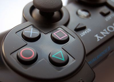 video games, PlayStation, controllers - related desktop wallpaper