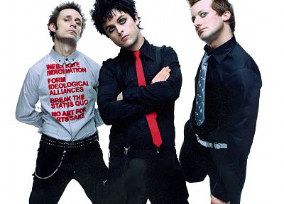 Green Day, music bands - random desktop wallpaper