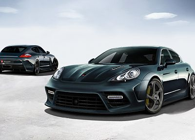Porsche, cars, Porsche Panamera - desktop wallpaper