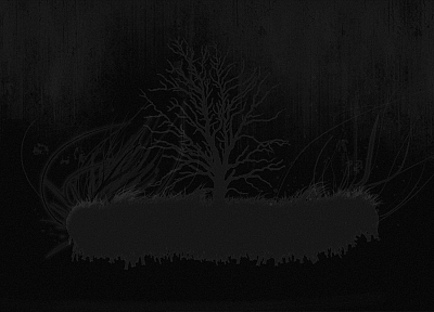 dark, grunge, spooky - desktop wallpaper