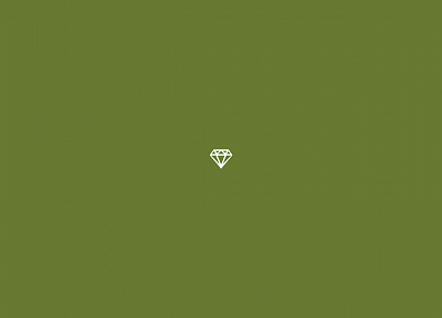 minimalistic, diamonds - desktop wallpaper