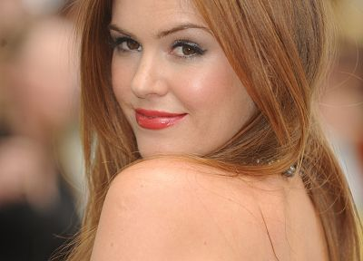 Isla Fisher - random desktop wallpaper