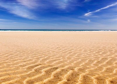 ocean, landscapes, sand, beaches - related desktop wallpaper