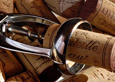 alcohol, wine, cork stoppers - random desktop wallpaper
