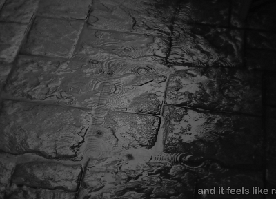 water, rain, text, wet, monochrome - desktop wallpaper