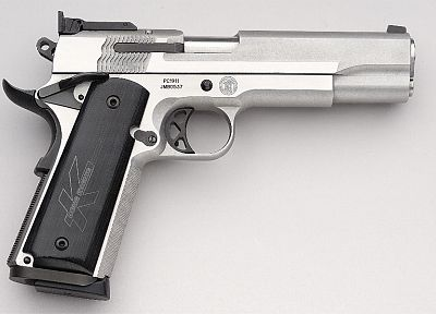 close-up, guns, weapons, M1911, handguns, Smith and Wesson - related desktop wallpaper