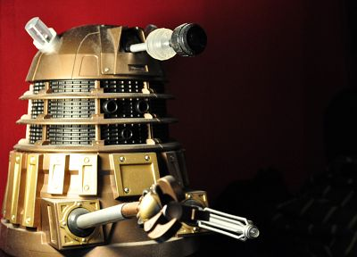 Dalek, Doctor Who - desktop wallpaper
