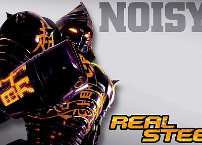 boy, robots, Real Steel, noisy boy - random desktop wallpaper