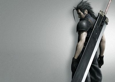 Final Fantasy, simple background - random desktop wallpaper