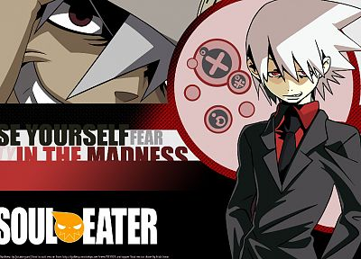 Soul Eater - random desktop wallpaper