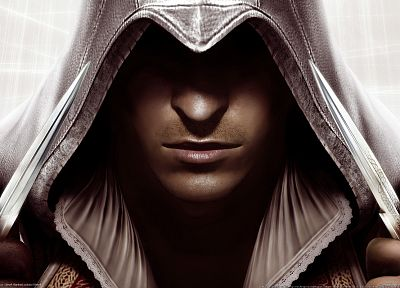 video games, Assassins Creed, Ezio Auditore da Firenze - random desktop wallpaper