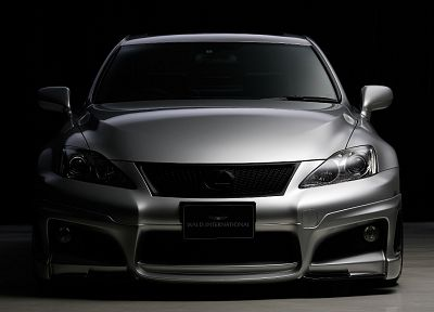 cars, Lexus ISF - desktop wallpaper