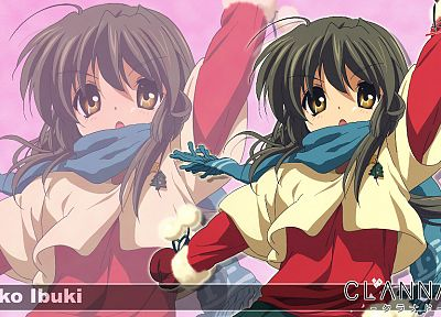 Clannad, Ibuki Fuko - related desktop wallpaper