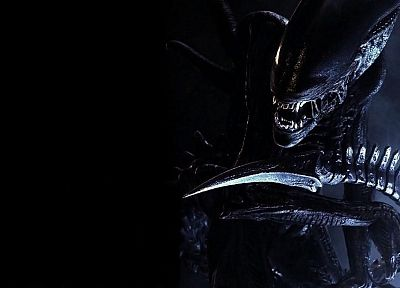 Aliens vs Predator movie, Alien - random desktop wallpaper