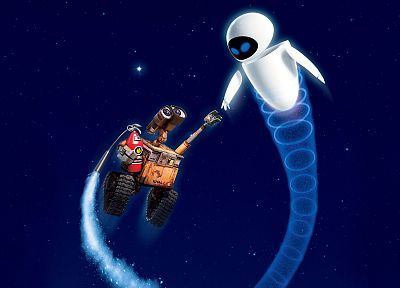 Wall-E - related desktop wallpaper